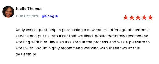 Auto Connection Manassas VA reviews by Joelle