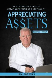 Jim Downs Darwin author of appreciating assets